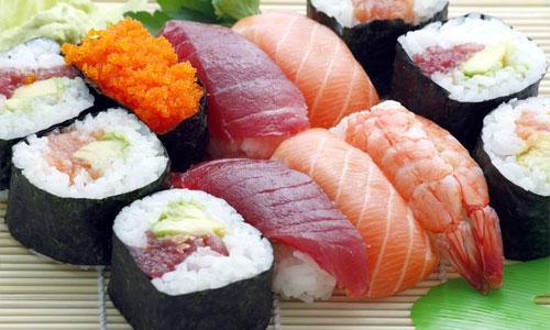 Suosituimmat kattaukset kasinoravintoloissa joita kokeilla Japanilainen keittiö - Suosituimmat kattaukset kasinoravintoloissa, joita kokeilla